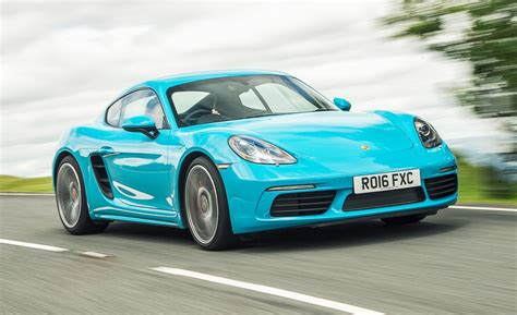 porsche truck 2017 2017 porsche 718 cayman s first drive review car and