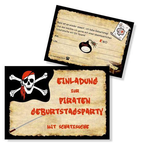 einladung piratenparty text einladungskarten kostenlos