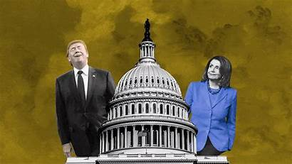 Trump Shutdown Government Team Gleeful Pelosi Tease