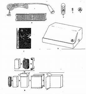 Miscellaneous Diagram  U0026 Parts List For Model 8047201531