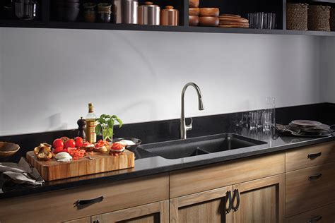 Best Of Kitchen Sink Material by Consider These Materials For New Kitchen Sink The