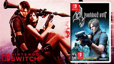 Resident Evil For Switch 5 Reasons We Need Resident Evil 4 On The Switch Youtube