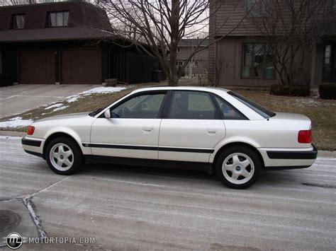 1994 Audi 100 Information And Photos Momentcar