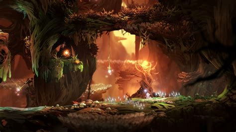ori and the blind forest in ori and the blind forest xbox one