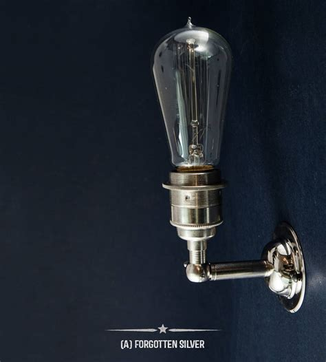 manston vintage style wall light by dowsing reynolds
