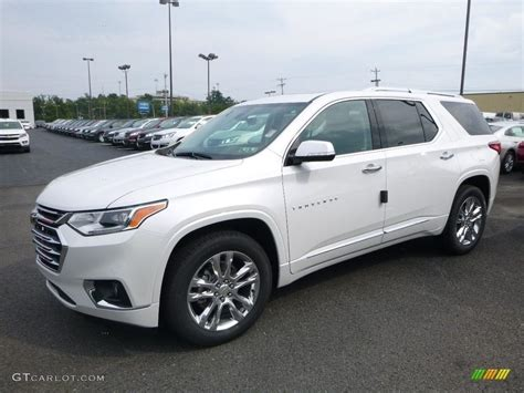 chevrolet traverse awd dr high country wlz