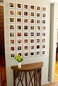 Cadre Pour Plusieurs Photos : 10 fa ons inspirantes de d corer avec des cadres photos ~ Teatrodelosmanantiales.com Idées de Décoration
