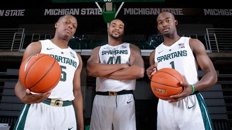 michigan state   mens basketball schedule