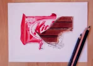 Chocolate Drawing