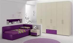 chambre ado avec lit canape lit gigogne moretti compact With lit canapé ado