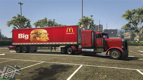Ultimate Real Brands For Semi Trailers Pack
