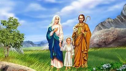 Jesus Holy Wallpapers Catholic Christ Christian Nativity