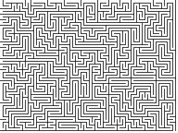 labyrinth maze psychology