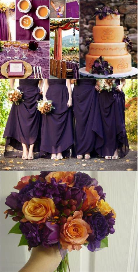 plum fall weddings ideas  pinterest plum