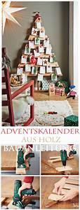 Adventskalender Holz Baum : adventskalender aus holz adventskalender holz ~ Watch28wear.com Haus und Dekorationen