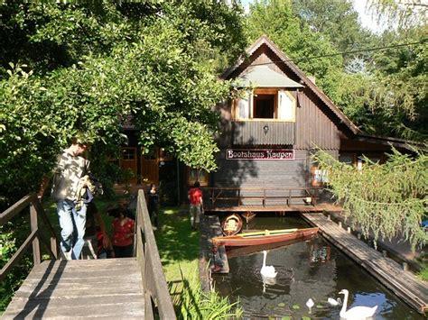 Garten Mieten Lübbenau by Bootshaus Kaupen Spreewald L 252 Bbenau Spreewald