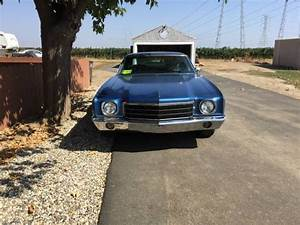 1970 Monte Carlo 454 4-speed For Sale