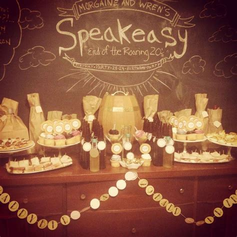 S Prohibition  Ee  Birthday Ee    Ee  Birthday Ee   Party  Ee  Ideas Ee   Photo