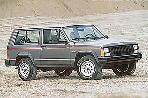 Jeep Cherokee 1990 : 1990 96 jeep cherokee consumer guide auto ~ Medecine-chirurgie-esthetiques.com Avis de Voitures