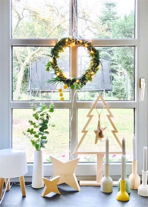 Kleine Fenster Dekorieren by Fensterdeko Sch 246 Ne Ideen Zum Dekorieren