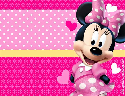 Minnie Mouse Wallpapers, Cartoon, Hq Minnie Mouse Pictures