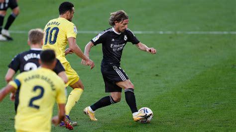 Villarreal vs Real Madrid: Los Blancos Ditahan Imbang di ...