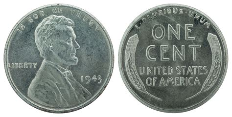 steel value 1943 steel cent wikipedia