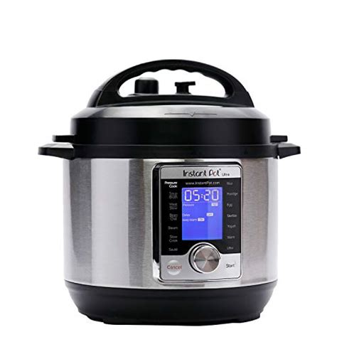 Instant pot brand store exchange from the wide range of products in home store. Instant Pot Ultra 3 Qt 10-in-1 Multi- Use Programmable Pressure Cooker, Slow Cooker, Rice Cooker ...