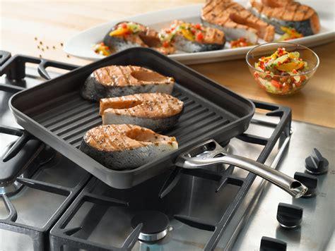 calphalon contemporary nonstick square grill pan  cutlery