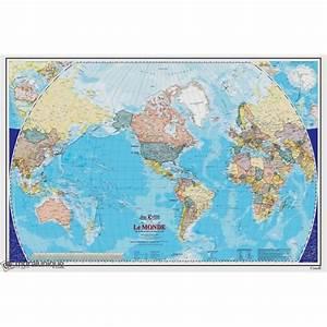 Tapisserie Carte Du Monde : tapisserie murale carte du monde my blog ~ Teatrodelosmanantiales.com Idées de Décoration