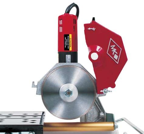 Mk 770exp Tile Saw by Mk 160267 Mk 770exp 1 1 2 Horsepower 7 Inch
