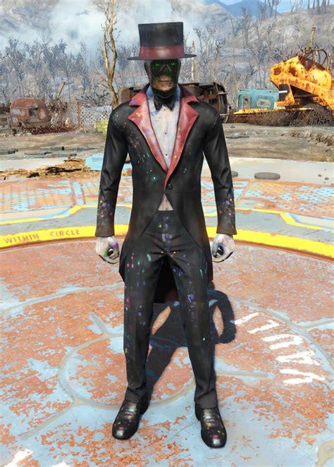 magicians tuxedo fallout wiki fandom powered  wikia