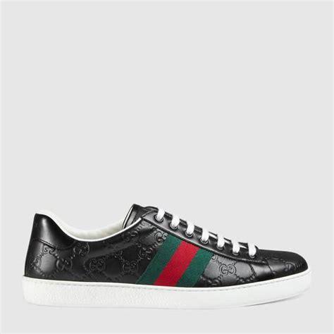 ace gucci signature sneaker gucci mens sneakers cwcg