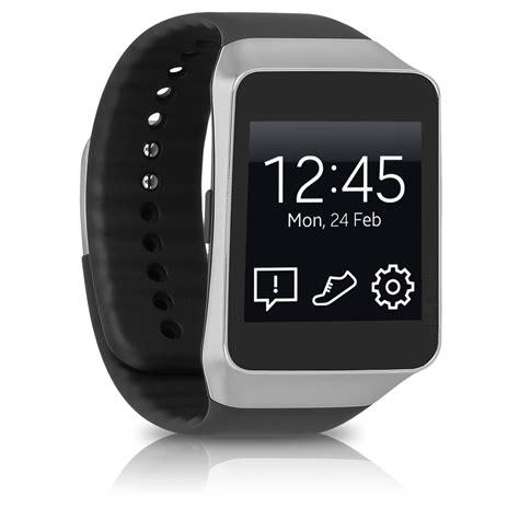 samsung galaxy gear live smartwatch sm r382 bluetooth android wear black ebay