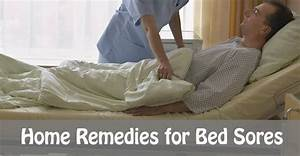 Home remedies for bed sores pressure ulcer for Bed sore pain relief