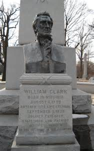 Grave William Clark Explorer