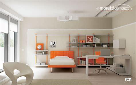 chambre d ado fille cuisine chambre ado avec lit personne moderne
