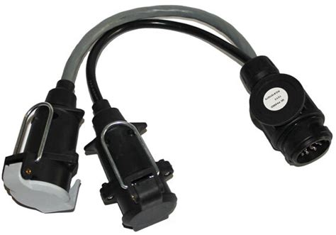 universal 13 pin to 12n 12s conversion lead towbar electrics wiring mp603 ebay