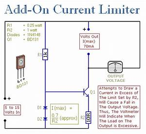 Diagram Of A Current Limiter