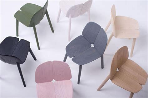 chaise bouroullec wood chair by mattiazzi and funky captivatist
