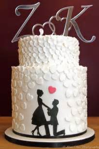 unique cake topper best 20 engagement party cakes ideas on