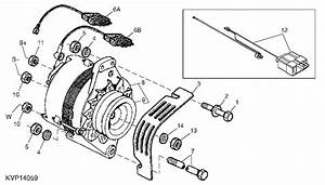 John Deere 250 Skid Steer Alternator Wiring Diagram