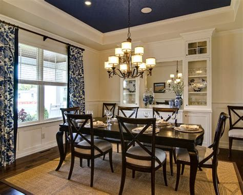 navy blue dining room ideas pictures remodel  decor