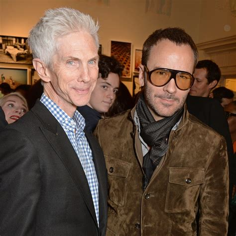 Richard died on sunday night at his l.a. Tom Ford And Richard Buckley - Greatest Ford