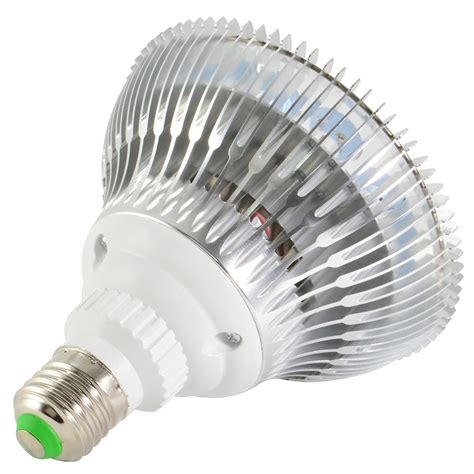 light therapy bulbs abi 25w 660nm led light bulb light therapy