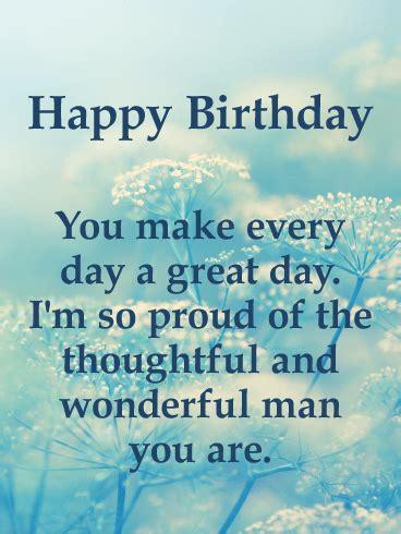 great day happy birthday card
