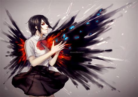 Touka By Alicere On Deviantart