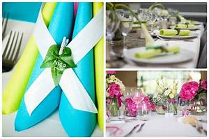 13 decorations de tables de mariage With mariage de couleur avec le bleu