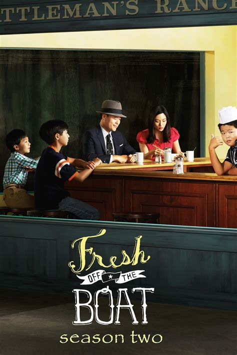 Fresh Off The Boat Season 1 Sub Indo by Fresh Off The Boat Tv Series 2015 Posters The