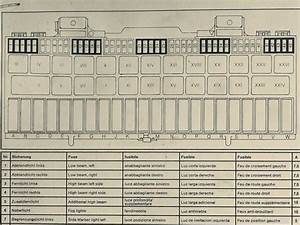 Porsche 928 Fuse Box Diagram